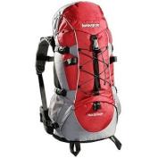 Aspen Sport Northslope Outdoor and Trekking Rucksack - 55 L, Green/Grey