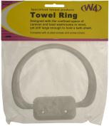 W4 Towel Ring - White