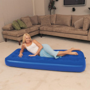 BESTWAY INFLATABLE COMFORT QUEST SINGLE AIRBED/MATTRESS
