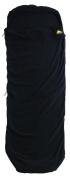 Kelty lightweight Fleece Sleeping Bag Liner - Black