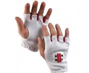 grey-NICOLLS Pro Fingerless Batting Inner Gloves