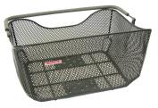 Pletscher Easyfix Deluxe Basket - Black