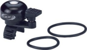 BBB Easy Fit Bell With Quick Release Strap, Black