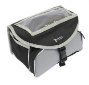 Outeredge Handlebar Bag Q/R Fitting - Black/Grey