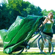Waterproof Bicycle Cover 220 x 120 cm Bike Protection