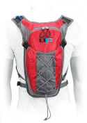 Ultimate Performance Performance Windermere Hydration Pack - Red, 2.0 Litres