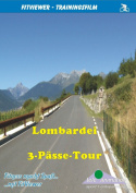 Lombardy - 3 Passes Tour - FitViewer Indoor Video Cycling Italy