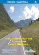 From Elmen via the Flexenpass to Bludenz - FitViewer Indoor Video Cycling Austria