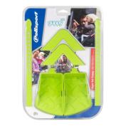 Polisport Childseat Style Set Guppy Mini Green