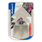 Polisport Childseat Style Set Guppy Maxi Cream
