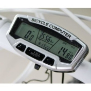 Sunding SD-558A 16 Functions Bicycle Computer with Temperature Display