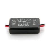 Flash Strobe Controller Flasher Module for LED Brake Tail Stop Light 12-16V