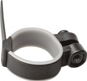 Cateye Universal Light Clamp 18-40mm Rear 18-40mm Black