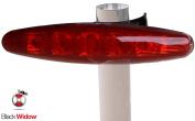 New Black Widow Bright Night Flare 5 LED Rear Bike Light