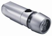 Torch High Beamer 3 White LED Front & Tail Bright 3 Led Rear Light Set