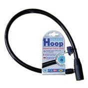 Oxford Hoop Essential Cable Lock - Black