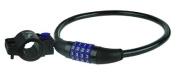 M-Wave Combination Lock - Black