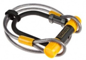 Magnum ONGUARD Bulldog Mini DT Bicycle Security Bike U-Lock LK8015
