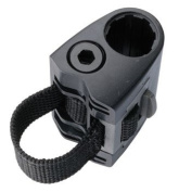 Trelock ZB 501 BS Textile holder U D Lock bike combination black D Lock bike combination