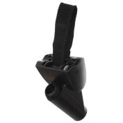 Trelock ZB 502 BS Textile holder U D Lock bike combination black D Lock bike combination