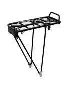 Pletscher Athlete Carrier System Pannier Rack - Black