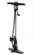 EyezOff EZ31 High Pressure Bike Floor Pump w/ Gauge and Ergonomic 2-tone Handle