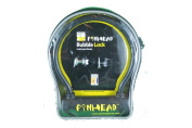 Pinhead Bubble Lock. Forms the Backbone of a Complete One Key Pinhead Locking System.