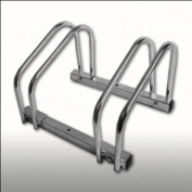 Double Bike Stand for Ground and Wall Mounting