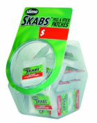Slime Skabs Cycling Pre Glued Puncture Repair Cycling Bicycle Tyre Patch Kit