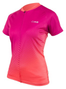 IXS Pulvra Jersey short sleeve womens Ladies pink Jersey short sleeve womens