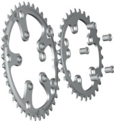 Stronglight 5-Arm 74mm Chainring. Steel, Inner Ring
