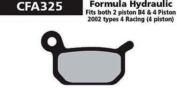 Ebc Formula B4 Hydraulic Disc Brake Pad