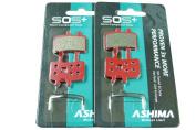 Ashima S.O.S Avid Juicy Hydraulic Disc Brake Pads AVID JUICY / BB7