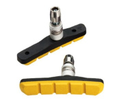 Jagwire JA7233 Block Set Post - Yellow, 70mm
