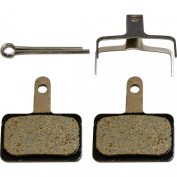 Shimano BR-M416 resin pad and spring with split pin, B01S