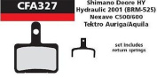 Ebc Shimano Deore Hydraulic 525 Disc Brake Pad