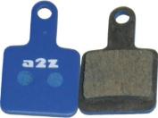 A2Z Disc Brake Pads - SR Suntour mechanical AZ-735 x1