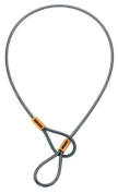 Onguard Akita-8045 Looped Cable - Black, 5.3x0.5 cm