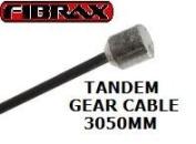Fibrax Tandem Gear Cable 3050mm -