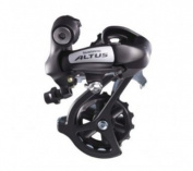 Shimano Altus Rd-m310sgs 7/8 Speed Rear Derailleur Black