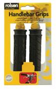 Rolson 43216 Handlebar Grips - Black