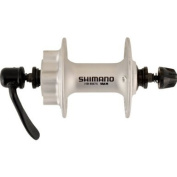 Shimano Deore HBM475AS Front Disc Hub - Silver