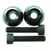 Onza Wheel Nuts M5 W/ Cnc Washer Bird/Pro Etc