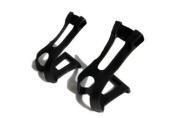 Coyote Pedal Toe Clip & Strap Set