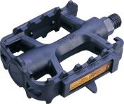 ETC Mtb Resin Pedals 1.4cm Black