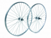 Tru-build Wheels RGH809 Front Wheel - Silver, 70cm x 4.4cm