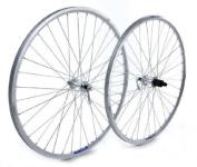 Tru-build Wheels RGR947 Rear Wheel - Silver, 700 C