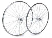 Tru-build Wheels RGR970 Rear Disc Wheel - Black, 700 C