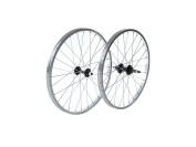 Tru-build Wheels RGH715 Front Wheel - Silver, 46cm x 4.4cm