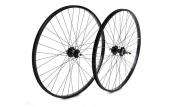 Tru-build Wheels RGH834 Front Disc Wheel - Silver, 70cm x 4.4cm